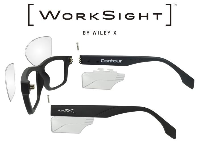 耐衝撃メガネ[WorkSight™]の発売開始